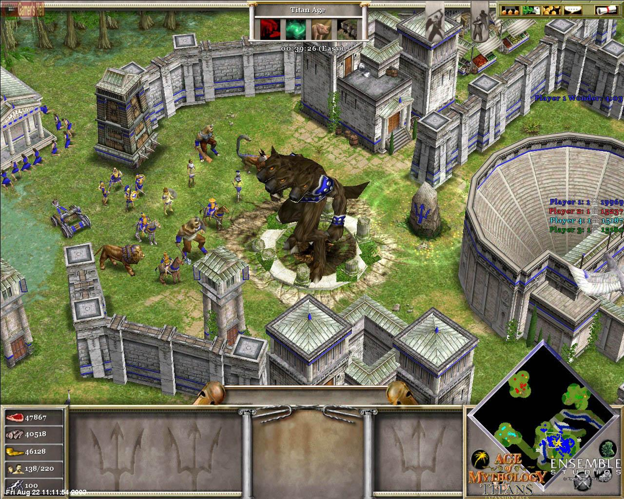 age of mythology the titans pc game free download