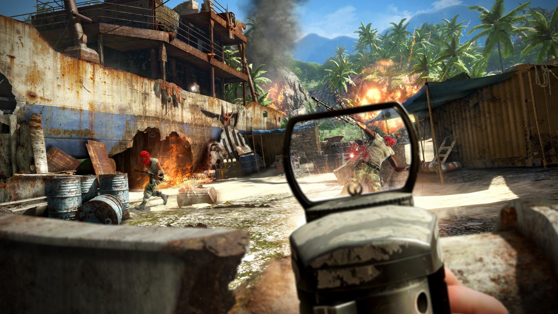 Far Cry 3 – gamerpick com