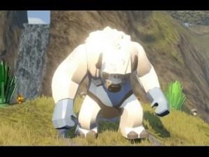 LEGO The Hobbit - Open World Free Roam Gameplay Gameplay