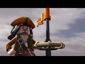 LEGO Pirates of the Caribbean - First Look Debut Trailer | HD Trailer