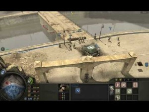 Company of Heroes: Gameplay - Part 1 Gameplay