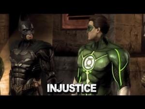 Injustice: Gods Among Us - Story Trailer Trailer