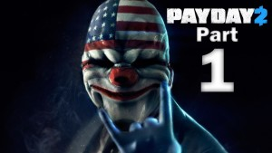 Payday 2 Co-Op Gameplay Walkthrough - Part 1 - Night Club