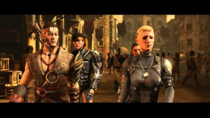 Mortal Kombat X - Story Trailer [1080p] TRUE-HD QUALITY