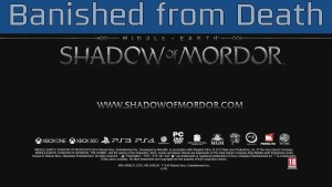 Middle-earth: Shadow of Mordor - Banished from Death Story Trailer [HD 1080P]
