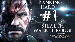 Metal Gear Solid V: Ground Zeroes Stealth Walkthrough - S Ranking