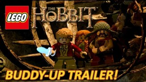 LEGO The Hobbit [1080p] The New Buddy-Up Trailer Trailer
