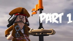 Lego Pirates of the Caribbean: Walkthrough Part 1 - Let's Play (Gameplay & Commentary) Gameplay