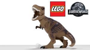 LEGO Jurassic World - Teaser Trailer [1080p] TRUE-HD QUALITY Trailer