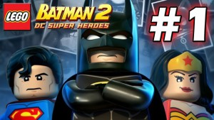 LEGO Batman 2 : DC Super Heroes Episode 1 - Theatrical Pursuits (HD) (Gameplay) Gameplay