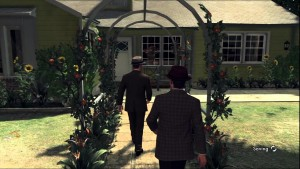 L.A. Noire Gameplay [HD] Gameplay