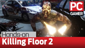Killing Floor 2 full match gameplay - Tripwire + PC Gamer @ 60fps Gameplay
