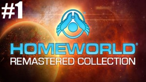 Homeworld Remastered Collection Gameplay Mission/Part 1 Mothership away! Gameplay