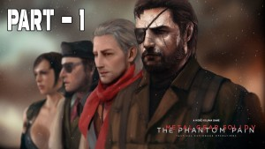 Metal Gear Solid V (PC): Complete Walkthrough [No Kill/No Gun/No Alert]