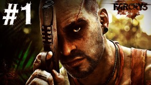 Far Cry 3 Gameplay Walkthrough Part 1 - Make A Break For It - Mission 1 Gameplay
