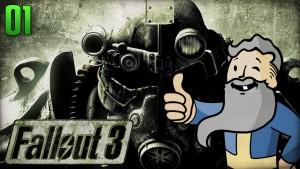 Fallout 3 Gameplay Walkthrough Part 1 -