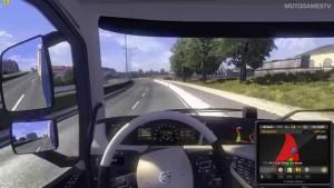 Euro Truck Simulator 2 - Volvo FH16 Gameplay Gameplay