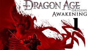 Dragon Age: Origins - Awakening Walkthrough (Part 1) Gameplay