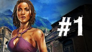 Dead Island Riptide Gameplay Walkthrough Part 1 - Intro - Chapter 1 Gameplay