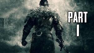 Dark Souls 2 Gameplay Walkthrough Part 1 - Undead Knight (DS2) Gameplay