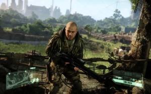 Crysis 3 - PC Gameplay Max Settings Gameplay