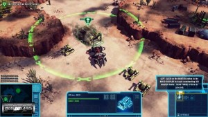 Command & Conquer 4: Tiberian Twilight Gameplay (PC HD) Gameplay