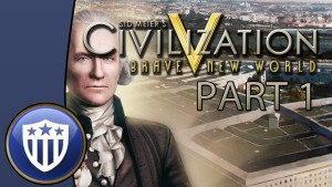 Let's Play Civilization 5 Multiplayer Gameplay - America - Part 1: Burgerdale Gameplay