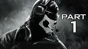 Call of Duty Ghosts Gameplay Walkthrough Part 1 - Campaign Mission 1 (COD Ghosts) Gameplay