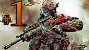 Call Of Duty Black Ops 3 Gameplay Walkthrough Part 1 Singleplayer [1080p 60FPS] - Developer Demo Gameplay