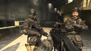 Call of Duty 4 Modern Warfare Walkthrough Part 1 - Level 1 Gameplay