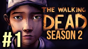 The Walking Dead: Season 2 Gameplay - Part 1 - Playthrough - CLEMENTINE IS BACK! Gameplay