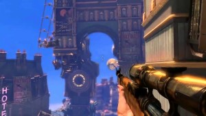 BioShock Infinite - Gameplay