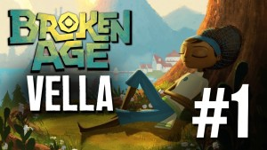Broken Age Gameplay Walkthrough Part 1 - Vella - Please Don't Eat Me