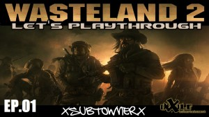 Wasteland 2 - Full Playthrough