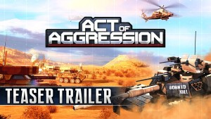 Act of Aggression - Official Teaser Trailer (HD 1080p)