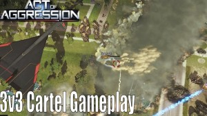Act Of Aggression - Cartel 3v3 Gameplay
