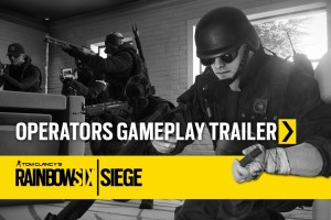 Tom Clancy's Rainbow Six Siege -- Operators Gameplay Official Trailer (HD 1080p)