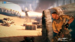 Spec Ops: The Line Gameplay