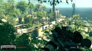Sniper: Ghost Warrior Gameplay (PC HD)