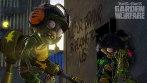 Plants vs. Zombies: Garden Warfare origin