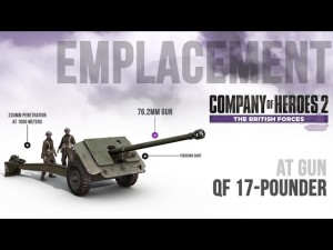 Company of Heroes 2: The British Forces - Emplacements Trailer Trailer