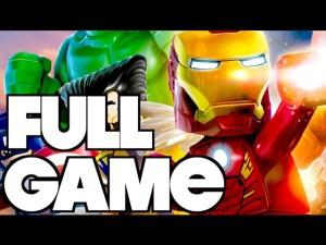 LEGO Marvel Super Heroes - Complete Gameplay Walkthrough Gameplay