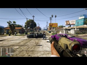Grand Theft Auto 5 Remastered FIRST PERSON TRAILER 【1080p】[ [HD] Trailer