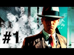 LA Noire Gameplay Walkthrough Part 1 - Upon Reflection Gameplay