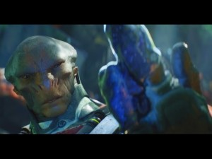 Exclusive: Check Out Grey Goo's Epic Launch Trailer Trailer