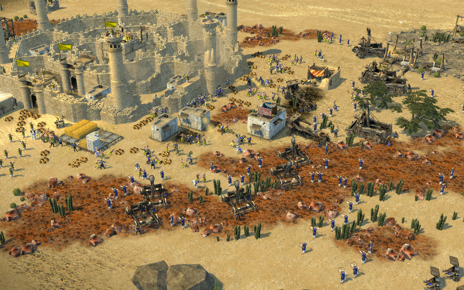 stronghold crusader 2 system requirements
