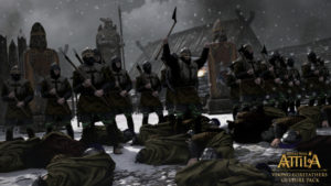 Total War: Attila- Longbeards Culture Pack (DLC) steam