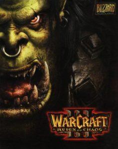 Warcraft 3 (Gold Edition inc. The Frozen Throne) battlenet