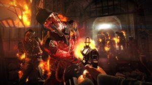 Wolfenstein: The Old Blood steam