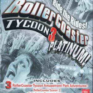 RollerCoaster Tycoon 3 Platinum